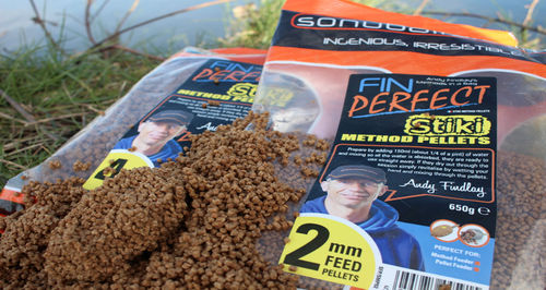 Sonubaits Fin Perfect Sticky method pellet 2mm 650gr