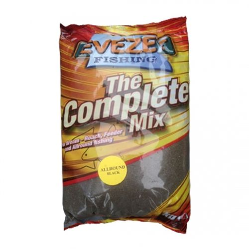 Evezet the complete mix allround black 2 kilo
