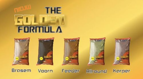 The Golden Formula Feeder