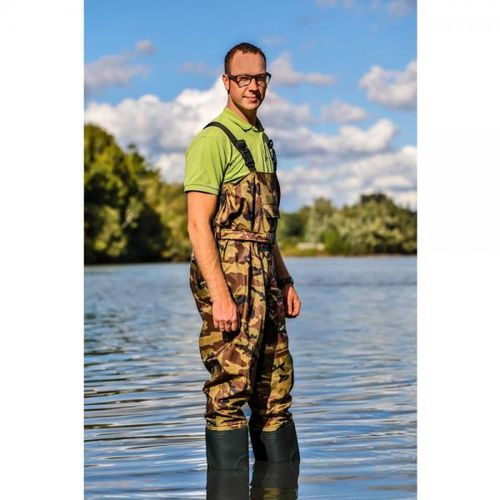 Lion Sports Wader Bush PVC / Nylon maat 44