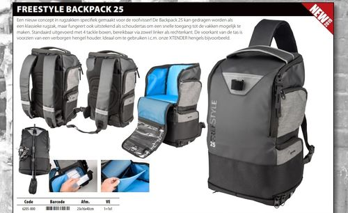 Freestyle Backpack 25