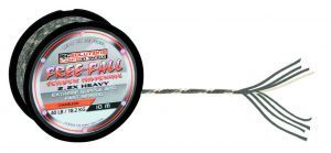Rig Solutions Free Fall Hooklink Material dark grey 20LB
