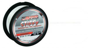 Rig Solutions Stiffy color transparant 0,50 mm /20LB