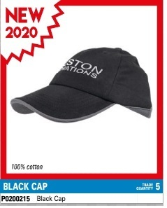 Preston Black Cap
