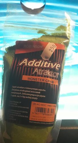 Robinson Monster Crab additive atraktor 200gr