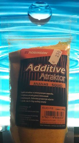 Robinson Ananas - Squid additive atraktop 200gr