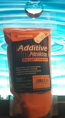 Robinson Big Carp additive atraktor 200 gram