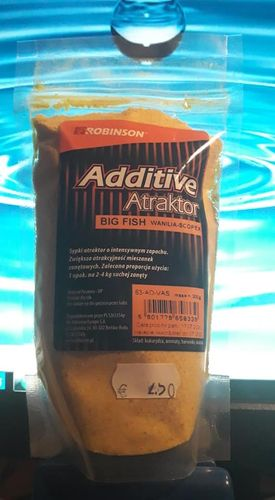 Robinson Big Fish Additive Atraktor 200 gram