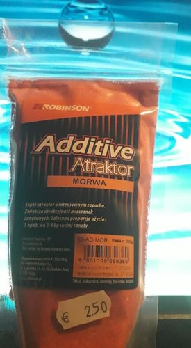 Robinson Moerbei ( Braam ) Additive Atraktor 200 gram