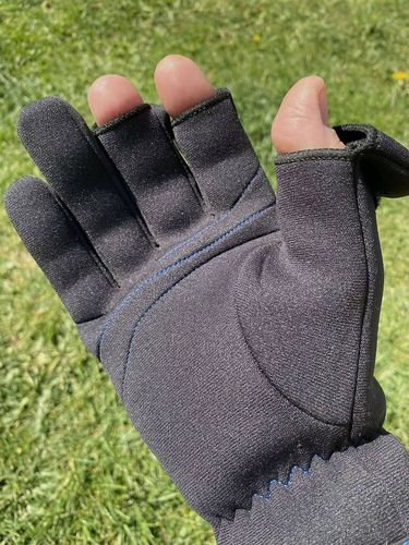 Preston NEOPRENE GLOVES maat S/M