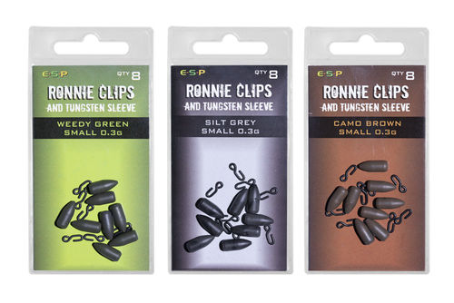 ronsilt grey largenie clips